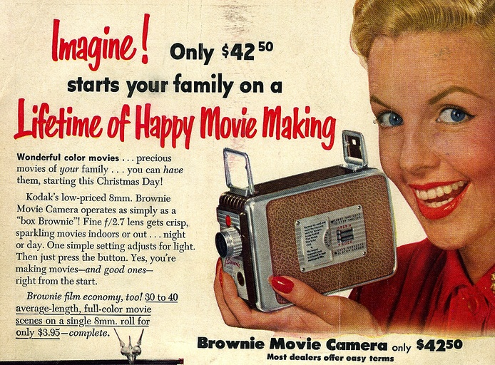 detail Imagine a lifetime of happy movie making by nesster on flickr