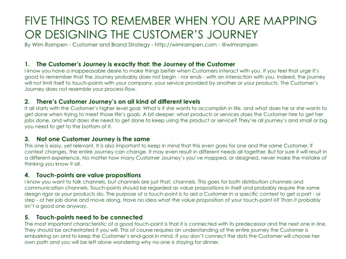 Customer Journey Mapping 2.001